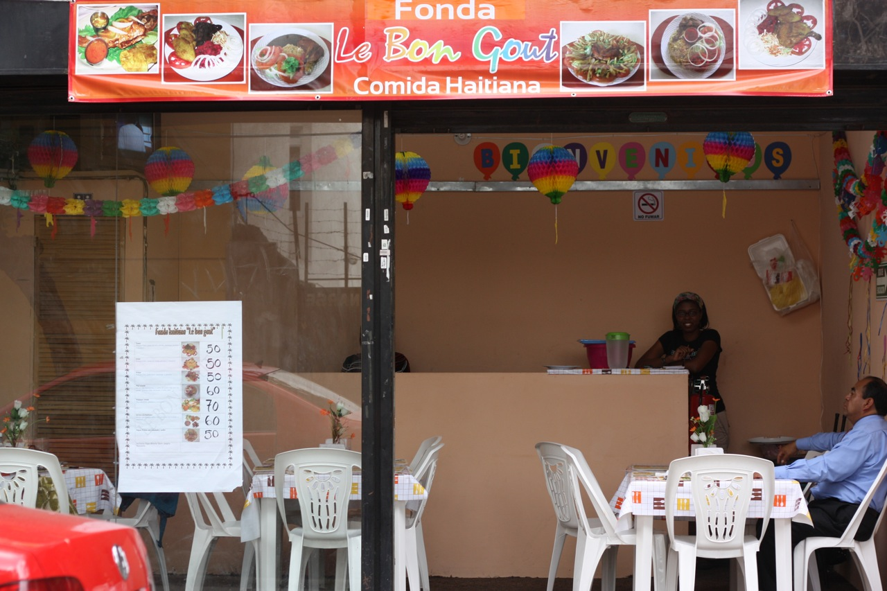 A New Haitian Restaurant In Mexico City
