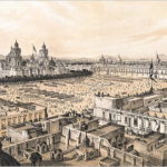 19th-century Mexico City