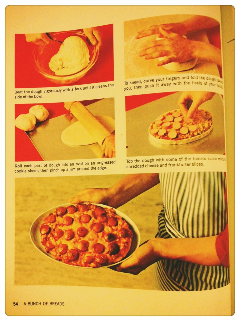 Polka Dot Pizza