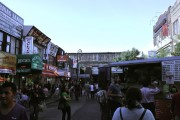 The Viva la Comida street food festival in Queens, held Sept. 20, 2013, not too far from my house.