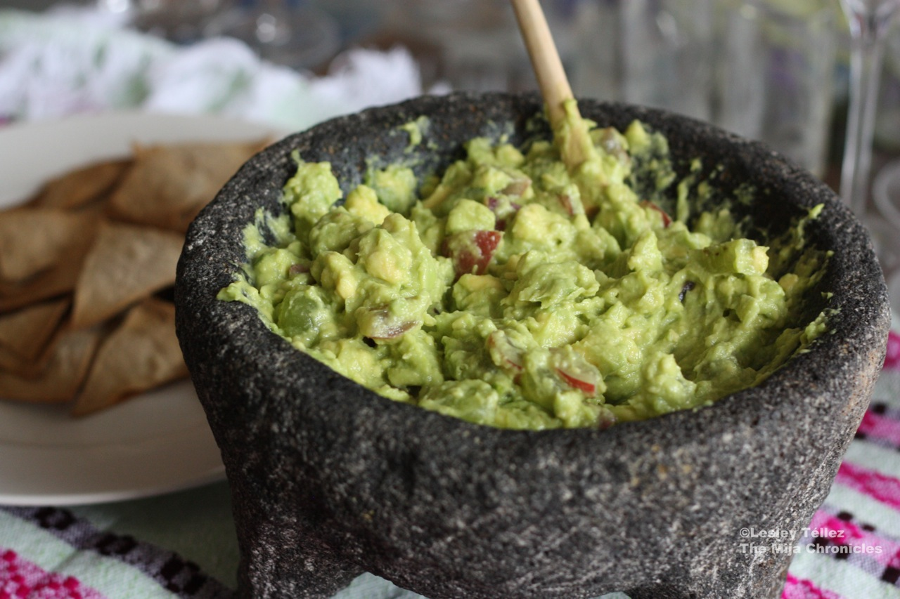 generally an guacamole purist or really an avocado purist pass me ...